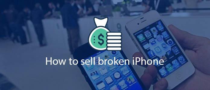 vernder iphone quebrado