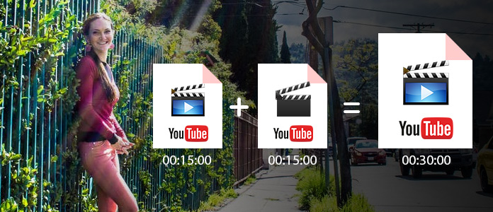 como mesclar videos youtube