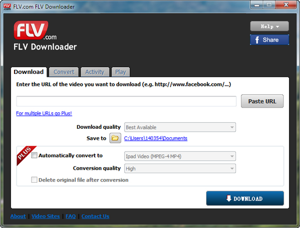 flv com flv downloader