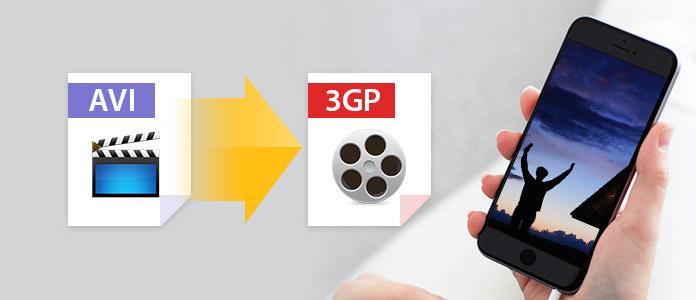 melhor maneira converter avi 3gp