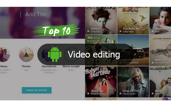 melhores editores video android