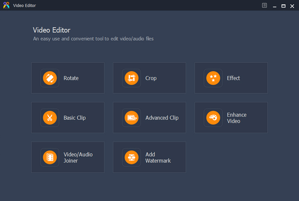 passo 1 girar video antes upload