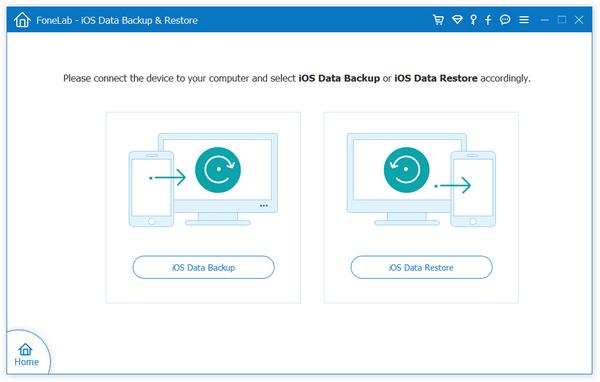 passo 2 fazer backup dados iphone