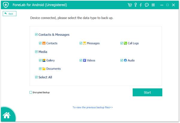 passo 2 restauracao mensagens android pc