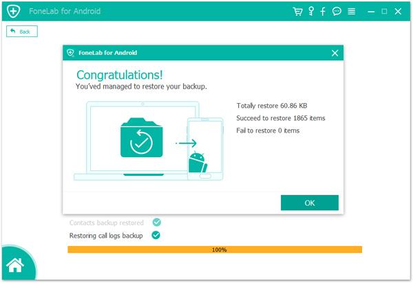 passo 3 restauracao mensagens android pc