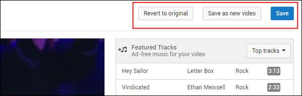 passo 5 adicionar musica apos upload