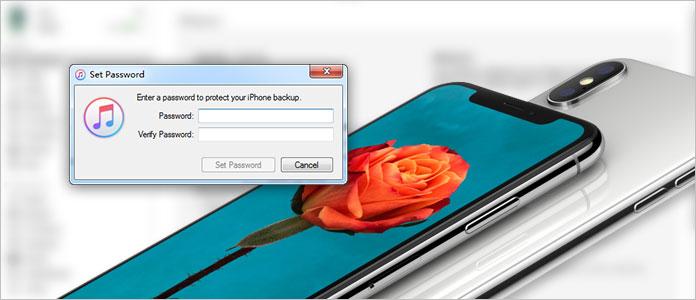 recuperar senha backup iphone