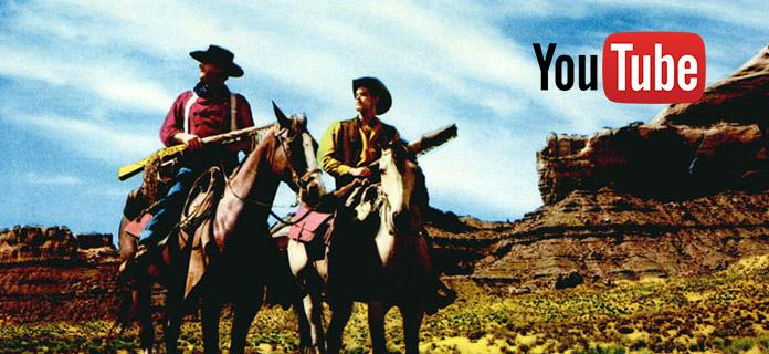 top 10 filmes faroeste