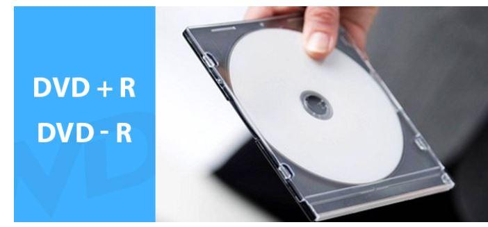 Diferencia entre DVD-R y DVD+R