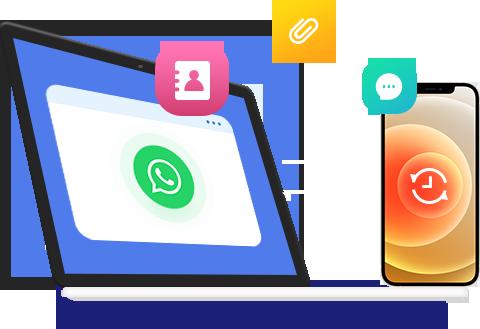 Haga una copia de seguridad y restauración de WhatsApp sin esfuerzo